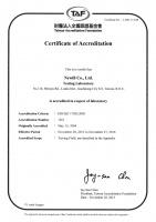TAF/ISO 17025