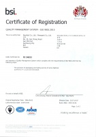 ISO 9001:2015---2017-2020